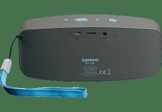 LENCO BT-130BU Bluetooth Lautsprecher, Blau