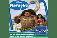 VARIOUS - Disney Sing-Along-Vaiana [CD]