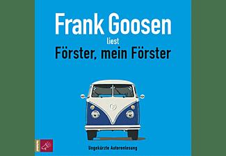 Frank Goosen - Förster, mein Förster  - (CD)
