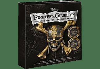 Walt Disney - Fluch der Karibik 5er Box [CD]