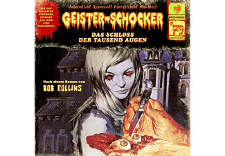Geister-schocker - Geister-Schocker - Das Schloss Der Tausend Augen - Vol. 79  - (CD)