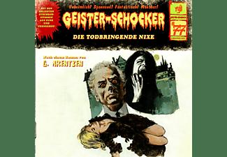Geister-schocker - Geister-Schocker - Die Todbringende Nixe-Vol. 77  - (CD)