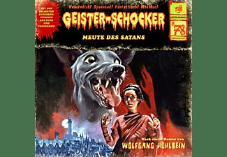 Geister-schocker - Geister-Schocker - Meute Des Satans-Vol. 78  - (CD)