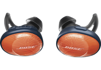 BOSE SoundSport Free Wireless, In-ear Kopfhörer Bluetooth Orange