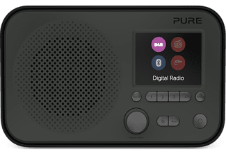 PURE Radio Elan BT3 mit DAB+ und Bluetooth, graphite