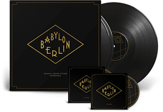 VARIOUS - Babylon Berlin  - (LP + Bonus-CD)