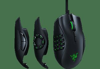 RAZER Gaming Maus Naga Trinity, kabelgebunden, schwarz (RZ01-02410100-R3G1)