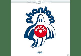 VARIOUS - I-Robots Present Phantom Records  - (Vinyl)