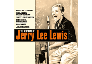 Jerry Lee Lewis - The Very Best Of Jerry Lee Lewis  - (CD)