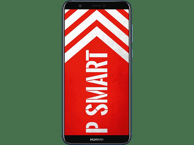 HUAWEI P smart  32 GB Blau Dual SIM