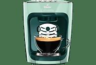 TCHIBO CAFISSIMO 338649 Cafissimo mini Kapselmaschine Frosted Grün