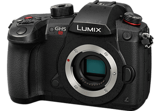 PANASONIC Lumix G DC-GH5SE-K Systemkamera, 8,13 cm Display, WLAN