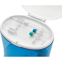 PROFI CARE PC-MD 3005 Munddusche Weiß/Blau