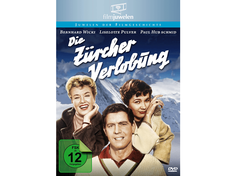 Die Zürcher Verlobung [DVD]