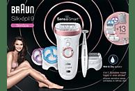 BRAUN Silk-épil 9 9/980 SkinSpa SensoSmart™ Epilierer Roségold