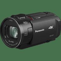 PANASONIC HC-VX11EG-K LEICA Camcorder Full HD, 4K, WLAN, Touchscreen, BSI-MOS  8,57 Megapixel, 24x opt. Zoom, 24x