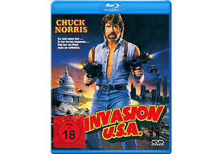 Invasion U.S.A. Blu-ray