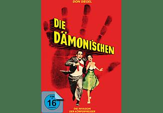 Die Dämonischen Blu-ray + DVD