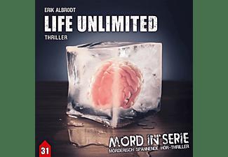 Musiol,Marion/Sierich,Bastian/Bideller,Michael/+++ - Mord In Serie 31: Life Unlimited  - (CD)