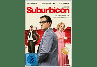 Suburbicon - Willkommen in der Nachbarschaft DVD