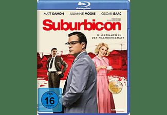 Suburbicon - Willkommen in der Nachbarschaft Blu-ray