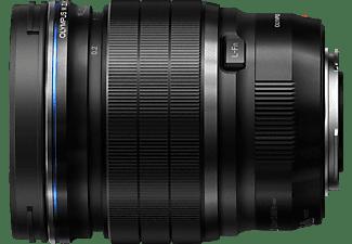 OLYMPUS M.ZUIKO Digital ED 17 mm - 34 mm f/1.2 PRO (Objektiv für Micro-Four-Thirds, Schwarz)