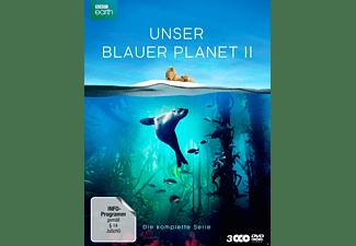 UNSER BLAUER PLANET II DVD