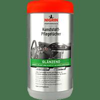 NIGRIN 74645 Kunststoff Pflegetücher