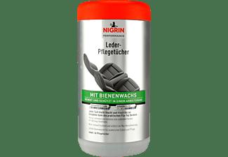 NIGRIN 74648 Leder Pflegetücher