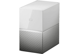 WESTERN DIGITAL Disque dur externe My Cloud Home 6 TB Blanc (WDBVXC0060HWT-EESN)