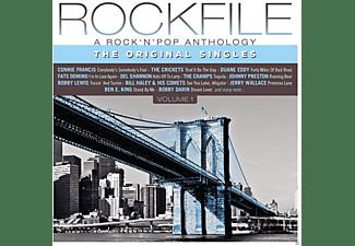 VARIOUS - Rockfile - Vol. 1 (180 GR Audiophile Vinyl)  - (Vinyl)