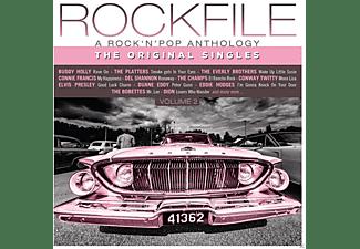 VARIOUS - Rockfile - Vol. 2 (180 GR Audiophile Vinyl)  - (Vinyl)