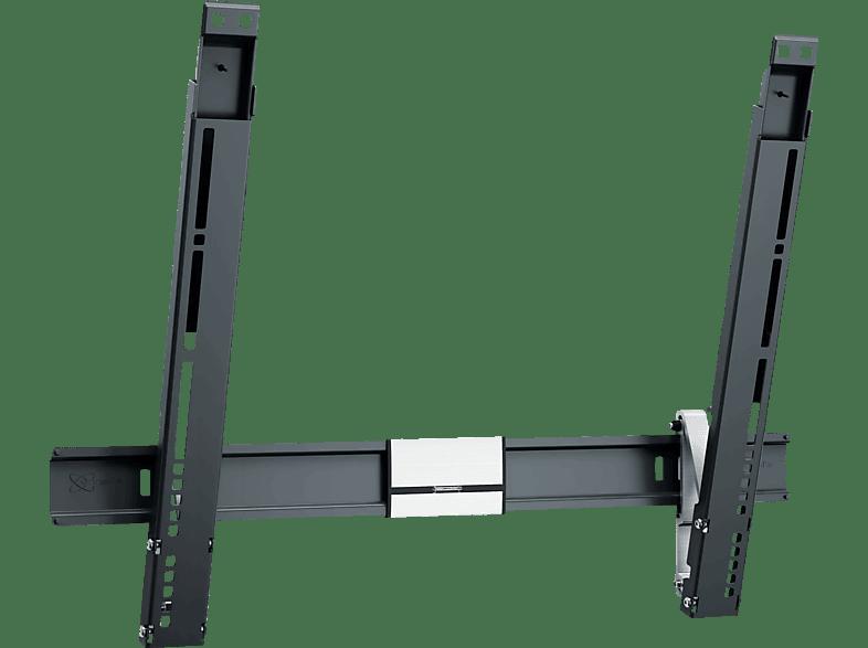 VOGEL´S Vogel's THIN 515 TV-Wandhalterung für 102-165 cm (40-65 Zoll) Fernseher, neigbar, max. 25 kg Wandhalterung, Schwarz