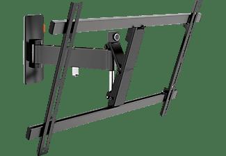VOGEL´S Vogel's WALL 3325 TV-Wandhalterung für 102-165 cm (40-65 Zoll) Fernseher, drehbar und neigbar, Wandhalterung, max. 65 Zoll, Schwenkbar, Neigbar, Schwarz