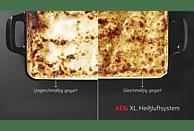 AEG CIB 6640 ABW Standherd (EEK A, Induktionskochfeld,  73 l)