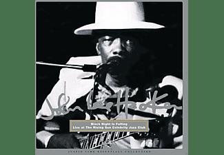 John Lee Hooker - Black Night Is Falling-Live at The Rising Sun Cele  - (Vinyl)
