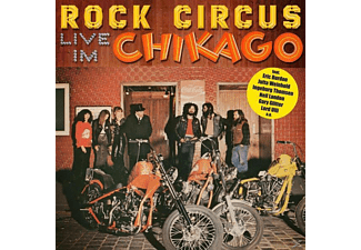 Rock Circus - Live Im Chikago  - (CD)