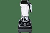 MYSMOOTHIE MS 103 High Performance Extractor Standmixer Schwarz (2000 Watt, 2.5 l)