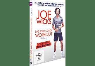 JOE WICKS LEVEL 5-7 BODY COACH WORKOUT DVD