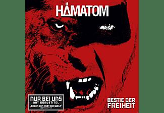"""Hämatom - Bestie der Freiheit (Exklusive Edition + Bonustrack """"Gegen den Rest der Welt"""")  - (CD)"""