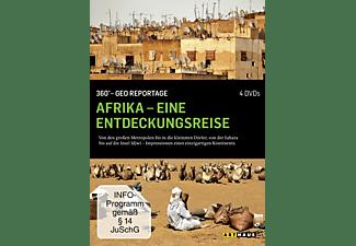 Afrika - Eine Entdeckungsreise DVD