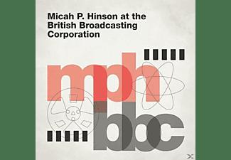 Micah P Hinson - AT THE BRITISH BROADCASTING CORPORATION (LTD/+MP3)  - (LP + Download)