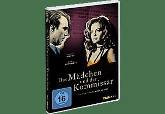 Das Mädchen und der Kommissar DVD