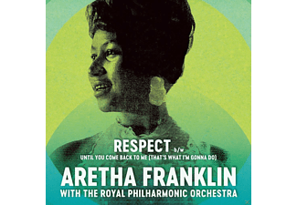 Aretha Franklin, Royal Philharmonic Orchestra - Respect  - (Vinyl)