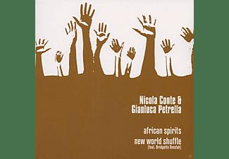 Conte, Nicola / Petrella, Gianluca - African Spirits / New World Shuffle  - (Vinyl)