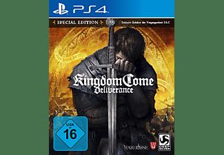 Kingdom Come: Deliverance - Special Edition - [PlayStation 4]