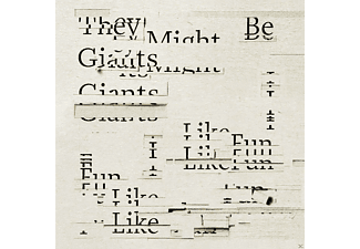 They Might Be Giants - I Like Fun  - (CD)