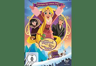 Rapunzel - Die Serie: Königin für einen Tag DVD
