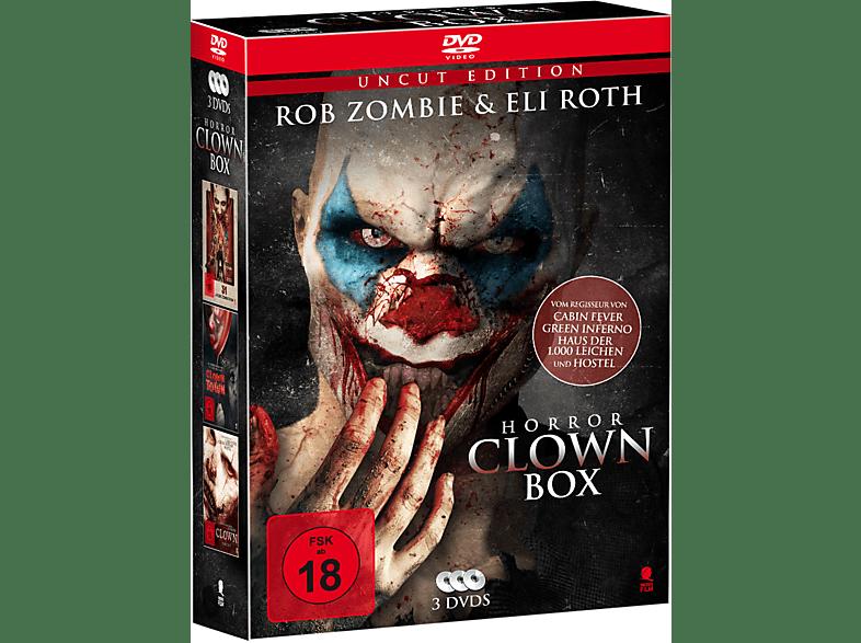 Horror Clown Box [DVD]