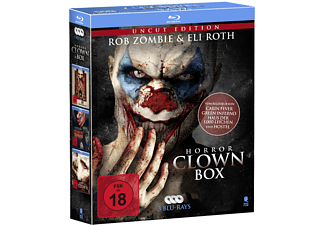 Horror Clown Box Blu-ray